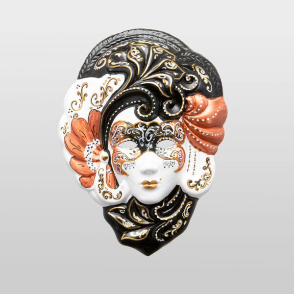 Iris Medium Bronze - Venetian Mask