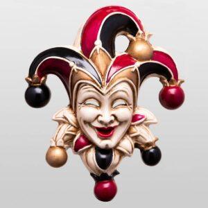 Jolly Pon Pon - Venetian Mask