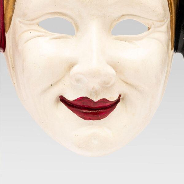 Maschera Veneziana Jolly Pon Pon - 4