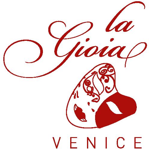 Logo La Gioia - Venezianische Masken