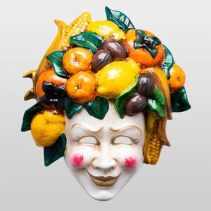 Quattro Stagioni Winter - Venetian Mask