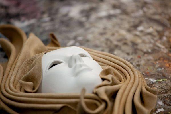 Safi Medium - Detail 2 - Venetian Mask