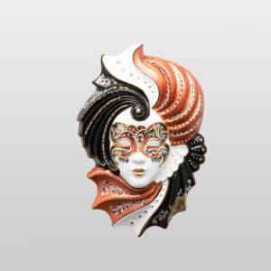 Giada - Mediana - Bronce - Mascara Veneciana