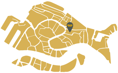 Logo La Gioia - Maschere Veneziane