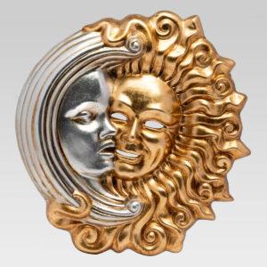 Sole Luna Accademia - Large - Maschera Veneziana