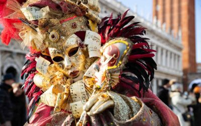 The 5 best Venetian Masks for Venetian Carnival 2020