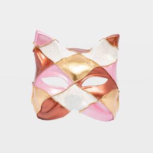Chess Cat - Venetian Mask