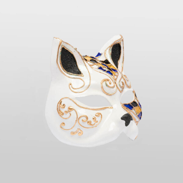 Gatto Auris - Detail 3 - Venetian Mask
