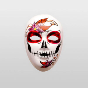 Jazir - Masque d'Halloween - Masque vénitien