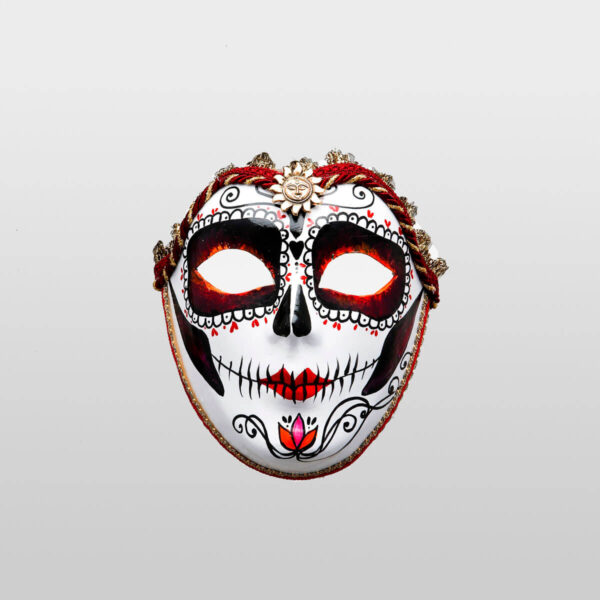 Lealth - Halloween Maske - Venezianische Maske