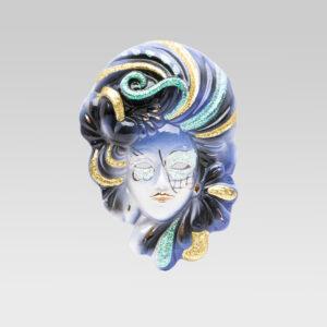Belle_epoque_media_ceramic_venetian_mask_handmade_TGEQ1-BLU